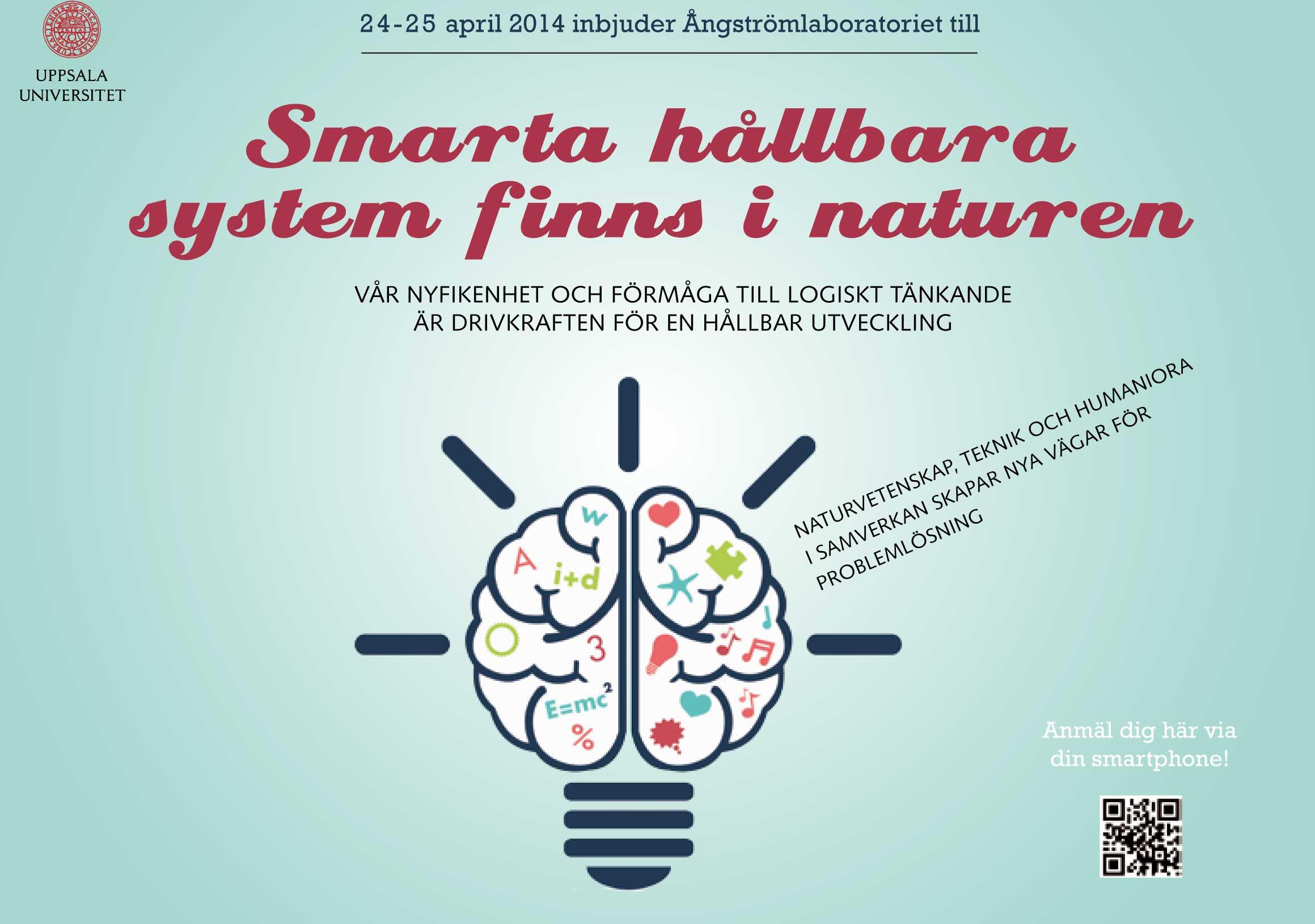 Smarta hållbara system 24-25 april