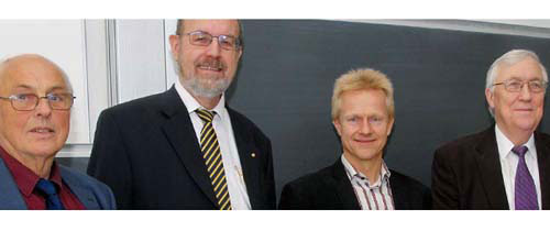 Lennart Bengtsson, Harry Frank, Sven k och Stefan F